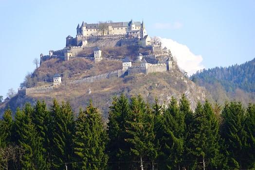 Burg Hochosterwitz Kaernten