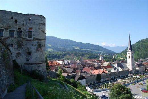 Kuenstlerstadt Gmuend Kaernten