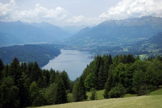 Mountainbiken Kaernten Gschriet