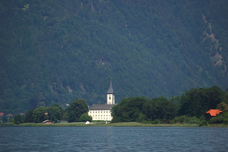 Stift am Ossiachersee